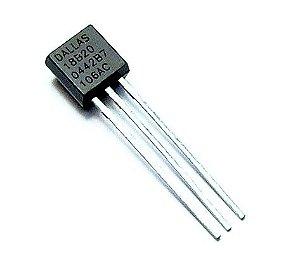DS18B20- CI Sensor de Temperatura
