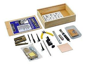 Kit Completo para Fabricação de PCI Placa de Circuito Impresso CK-11
