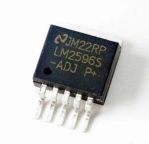 CI Regulador de Tensão SMD LM2596 ADJ