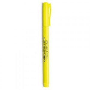 Caneta Marca Texto Faber-Castell Grifpen Amarelo MT/AMZF