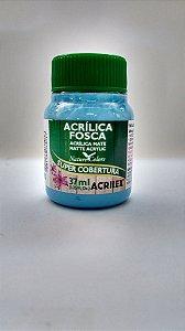 Tinta Acrilica Acrilex 37Ml Ref. 503 Azul Celeste Fosca