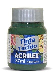 Tinta Tecido Acrilex 37Ml Ref. 546 Verde Pinheiro