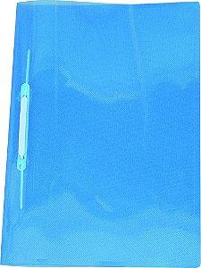 Pasta Plastica Acp Grampo  Azul Ref. 1039  Esp. 0,35Mm