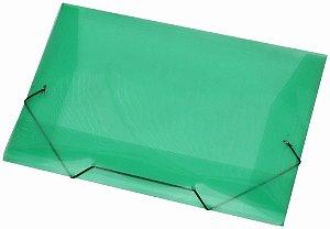 Pasta Plastica Acp Aba Of.Verde Ref.1021 Espessura 0,35Mm