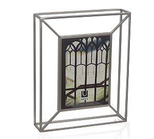 Porta Retrato Umbra Matrix 12x17 Metal 311115-410