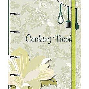Caderno Ótima Receitas Cooking Book 160FLS