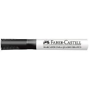 Pincel Faber-Castell Marcador Quadro Branco OF/522PRZF Preto