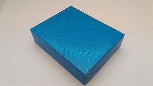 Caixa Presente Paloni P-01 20x16x4,9 Azul Pct c/10un