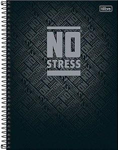 Caderno Universitário 1X1 Capa Dura 96Fls Tilibra No Stress