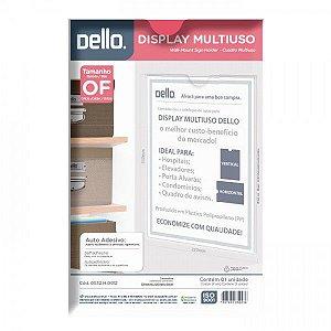 Display Multiuso Oficío Dello Cristal Vertical 532