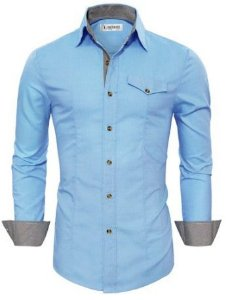 Camisa Social Premium Slim Estilo Executivo Dubai