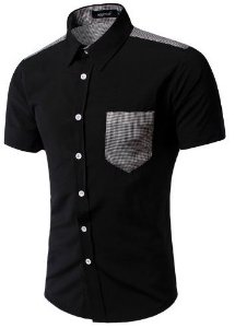 Camisa Social Premium Slim Fit Estilo Bulgaria
