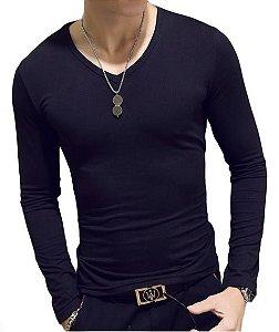 Camiseta Slim Estilo Itália Noblemen's Original
