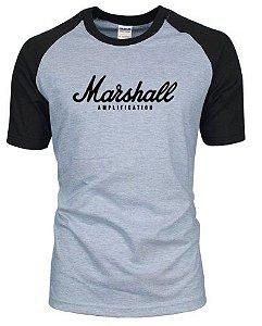 Camiseta Ragran Marshall Algodão