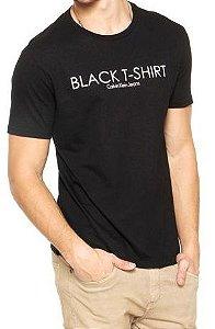Camiseta Calvin Klein Jeans Slim