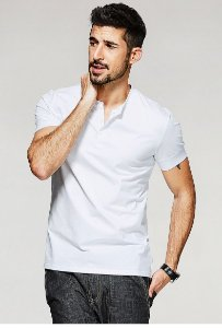 Camiseta slim fit estilo Toreto
