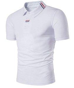 Camisa Polo Masculino Luxo França
