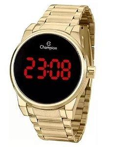 Relógio Champion Feminino Digital Dourado Ch40124h