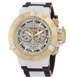 Relógio Invicta Subaqua 0928 Noma III Cronografo 50mm