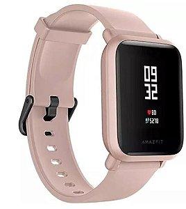 Relogio Xiaomi Amazfit Bip Smartwatch Lite Original Rose
