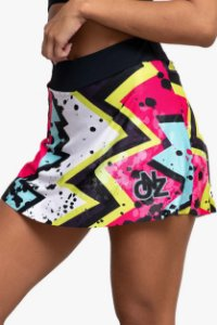 saia short vibrant colors
