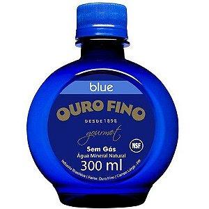 Água Ouro Fino 300ml Azul - Bolinha - Original