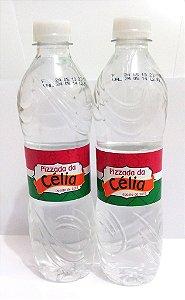Garrafinha de Água Personalizada - Bonafont 500ml