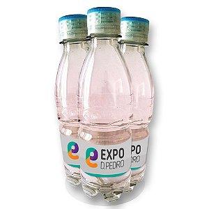 Água Personalizada para Eventos e Feiras - Modelo Plus