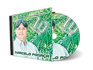 CD Marcelo Fogaça - Ele está Presente Aqui