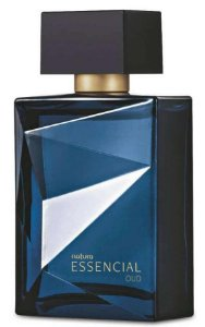 Essencial Oud Masculino Deo Parfum - 100ml