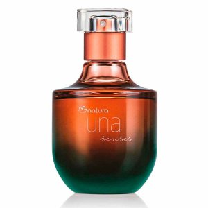 Deo Parfum Una Senses Feminino - 75ml