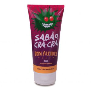 Sabão Crá-Crá Mamonas Assassinas 200ml