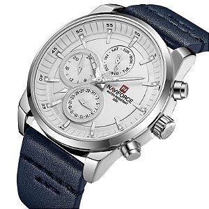 Relógio Masculino Esportivo Naviforce NF9148SW