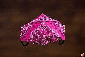F - Bandana Pink