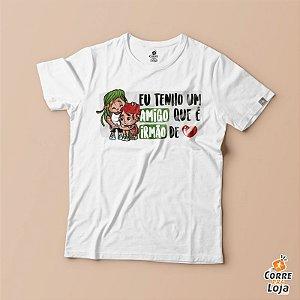 T-Shirt BRANCA-Amigo