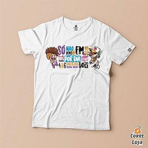 T-Shirt BRANCA-Namorados