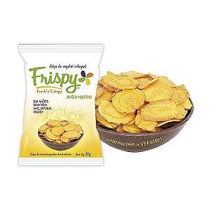 Chips De Mandioquinha 35g - Frispy