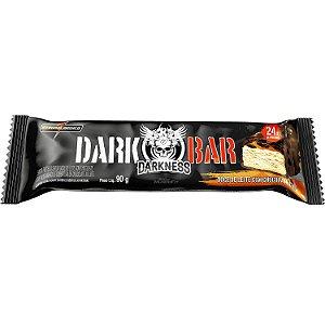 Barra de Proteína Sabor Doce de leite C/ Chocolate Darkness 90g INTEGRALMEDICA
