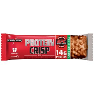 Barra de proteína Crisp Doce de Coco 45g INTEGRALMEDICA