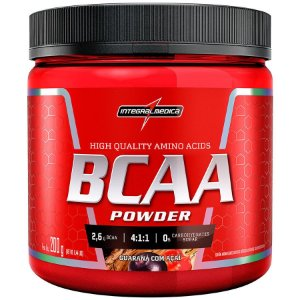 BCAA Powder Sabor Guaraná/Açaí 200g INTEGRALMEDICA