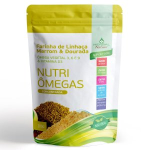 Herbal Nature Nutri Ômegas 200g