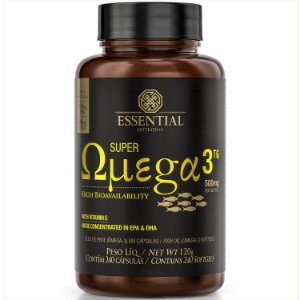 Super Omega 3 TG 500MG 240 Caps Essential