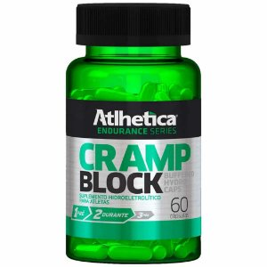 Cramp Block - 60 Cápsulas - Endurance Series - Atlhetica
