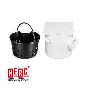 Caixa de Gordura 250 x 250 x 100 - HERC