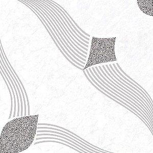Piso Brilhante Onix White 45x45 M2 - CERAMICA FORMIGRES