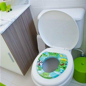 Assento Sanitário Infantil Fofinho Adaptador ( Sapinho ) - ASTRA