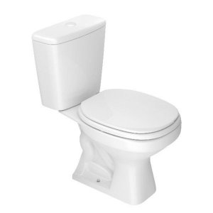 Vaso Sanitário com Caixa Acoplada Aspen Branco