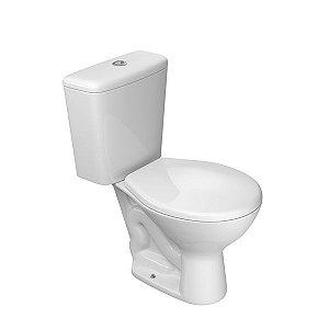 Vaso Sanitário com Caixa Acoplada Izy Branco