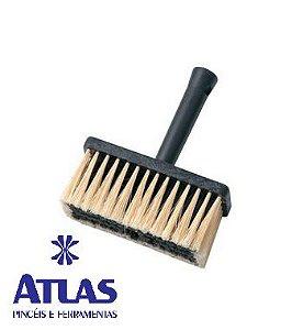 Broxa Plástica Preta 15 x 5.6 CM 800/1- ATLAS