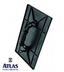 Desempenadeira de Plástico Estriada 30 x 18 CM - PINCÉIS ATLAS